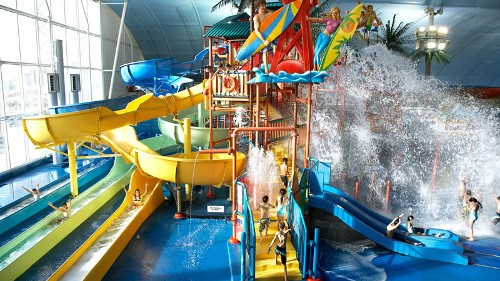 Niagara Break Fallsview Indoor Waterpark