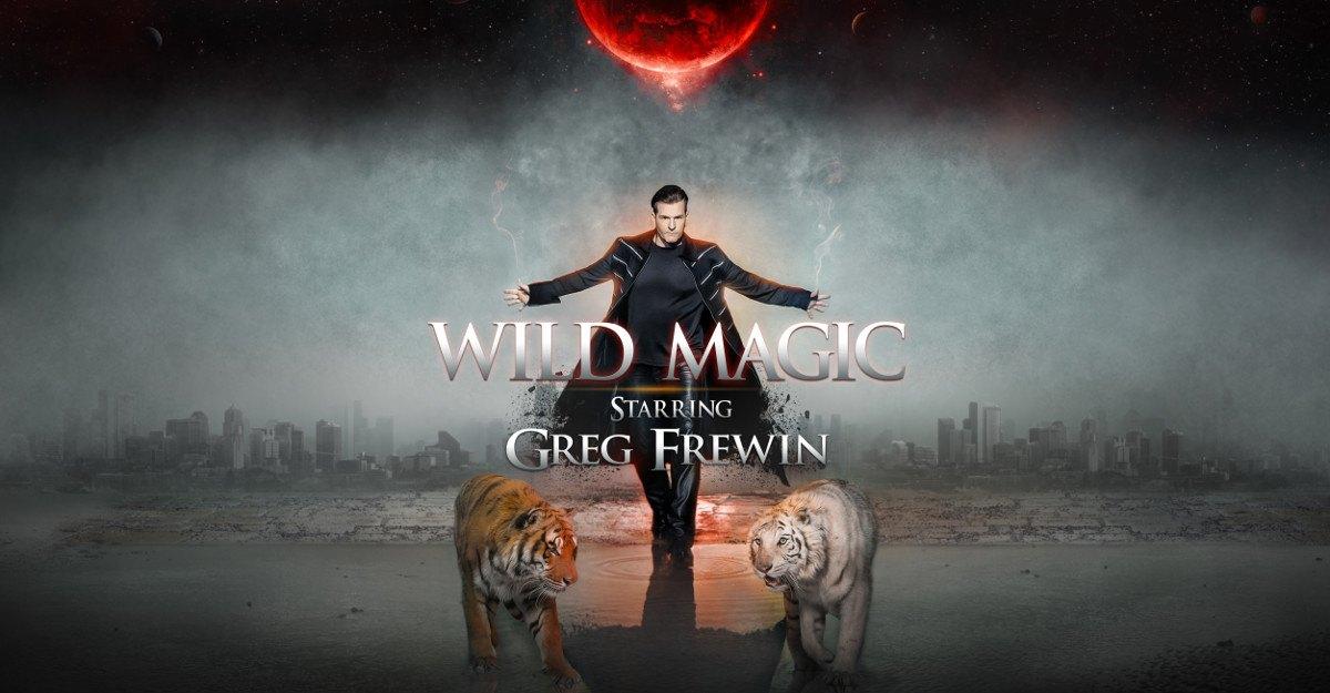 Greg Frewin Theatre Magic Show