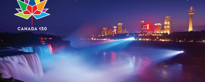 Niagara 150 Niagara Falls Illuminations