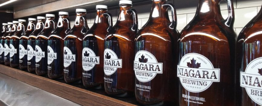 Keep Cool with these Niagara Spring Drinks
