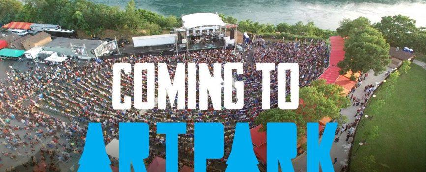 Artpark 2017 Summer Concert Series