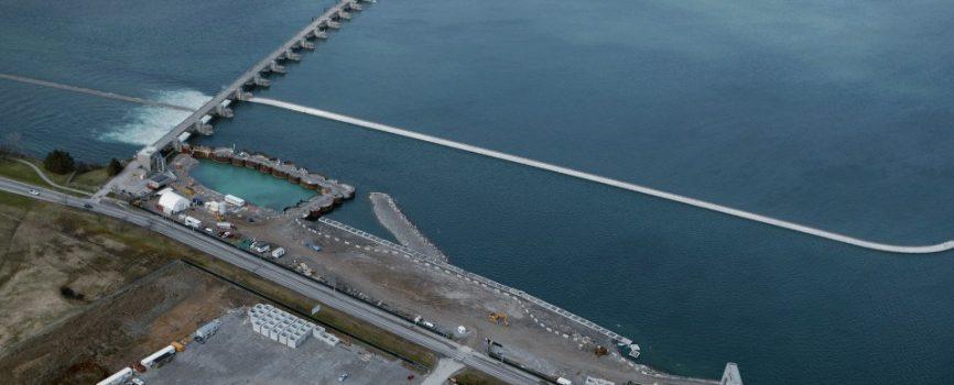 International Control Structure Niagara Falls