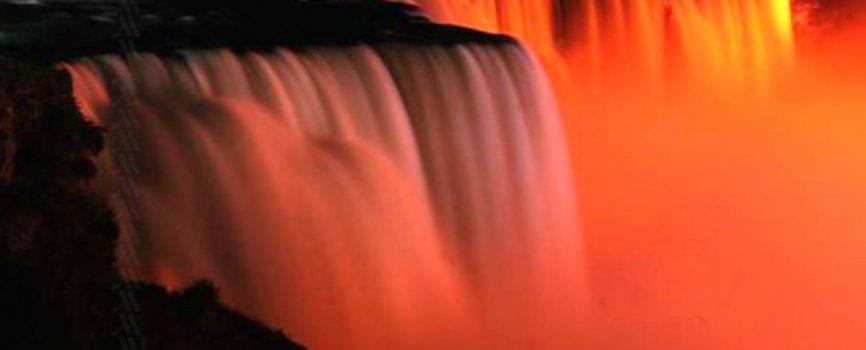 Halloween in Niagara Falls