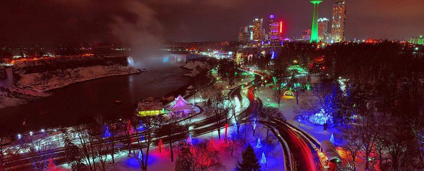 Winter Events in Niagara Falls