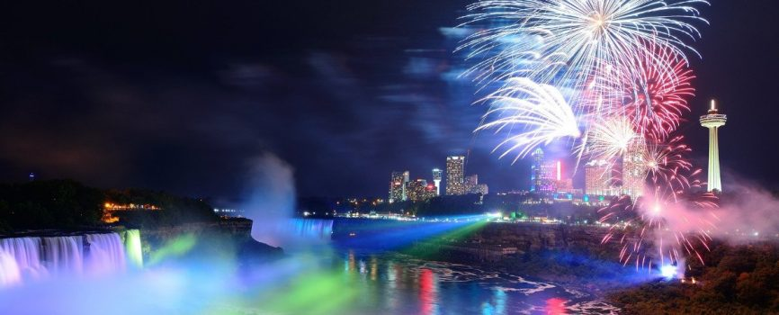 Illumination Experiences in Niagara Falls