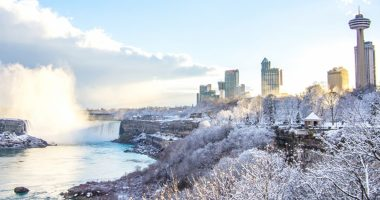 Magnificent Winter Tours in Niagara Falls