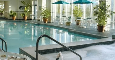 Marriott Fallsview Indoor Pool