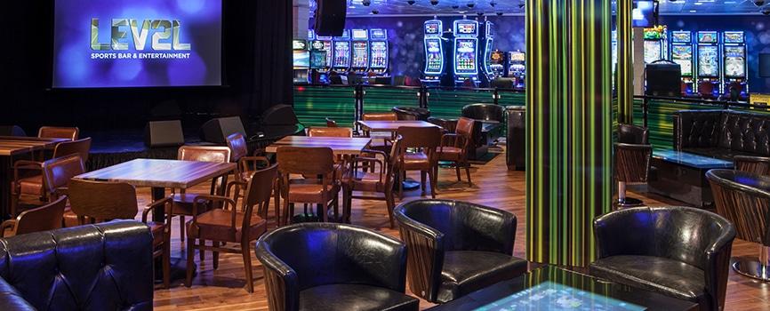 Casino Niagara's Level 2 Lounge