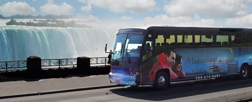 Magnificent Tours Niagara Falls