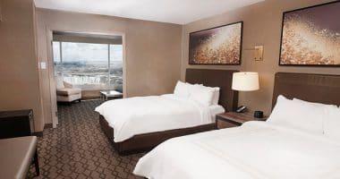 Marriott Fallsview Executive Suite