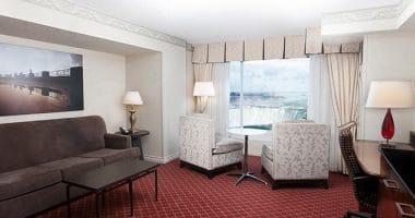 Marriott Fallsview Grand Niagara Suite