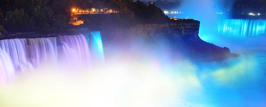 Winter Festival Of Lights Marriott Niagara Falls Hotel