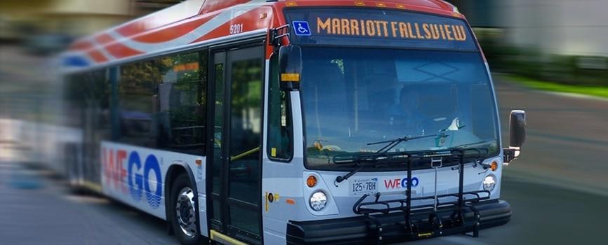 WEGO Niagara Falls Bus
