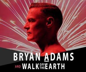 Bryan Adams to play Free Niagara Falls New Year's Eve concert