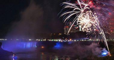 Hornblower Niagara Cruises Fireworks Cruise